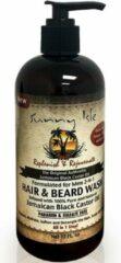 Sunny Isle Jamaican Black Castor Oil 2-1 Hair & Beard Wash 355ml