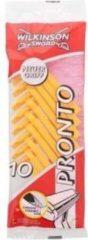 Wilkinson Sword Pronto Geel scheerapparaat voor mannen