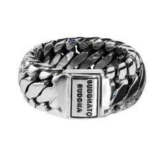 Buddha to Buddha 542 Ring Ben Small zilver Maat 16