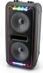 Zwarte Caliber HPA502BTL - Party speaker - Bluetooth - Accu