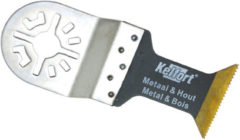 Kelfort Multizaag bim titanium fijne tand 29 x 42mm 5 stuks (Prijs per set)