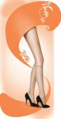 Zwarte Pretty Polly 15 denier Pantykousjes 3 paar - one size - Barely Black