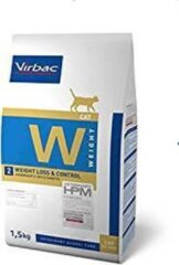 HPM Veterinary VIRBAC HPM feline weight loss/ control W2 1,5KG