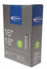 Schwalbe binnenband 16/18 inch (37 340 28/37 349 28/35 355) AV 40 mm