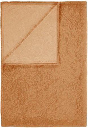 Afbeelding van Bruine Essenza Roeby - Bedsprei - Eenpersoons - 150x200 cm - Leather Brown