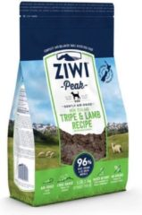 ZIWIPeak Ziwi Peak Hondenvoeding Air-Dried Tripe & Lamb 2.5 kg.