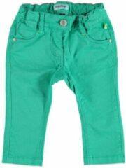Groene Babyface Slim fit Skinny fit Pantalon Maat 86