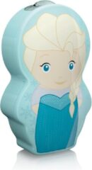 Blauwe Philips Disney Frozen Elsa Zaklamp