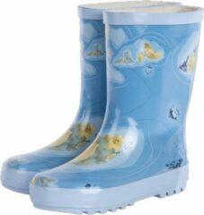 Esschert Design Regenlaarzen Zee Junior Rubber Blauw Mt 27/28