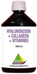SNP Collageen & hyaluronzuur & vitamines 500 Milliliter