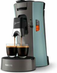 Philips Senseo Select CSA230/10 - Koffiepadapparaat - Sage en kasjmiergrijs