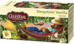 Celestial Seasonings Celestial Season Sleepytime Vanille (20st)