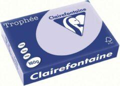 Clairefontaine Trophée Pastel A4 lila 160 g 250 vel