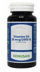 Bonusan Vitamine D3 25mcg - 300 capsules - Vitaminen