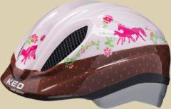 KED Meggy Originals Kinder Fahrradhelm Kopfumfang S/M 49-55 cm Pferdefreunde