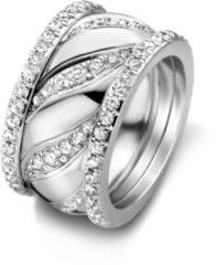 Witgouden ring met diamant ZZ1-09221-W
