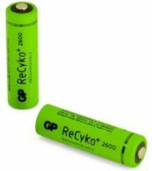 GP batterijen GP Batteries ReCyko+ HR06 Oplaadbare AA batterij (penlite) NiMH 2600 mAh 1.2 V 2 stuk(s)