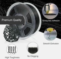 SUNLU PLA filament 1.75mm 1kg Zwart Glitter
