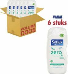 Sanex Douchegel Zero Normale Huid Voordeelverpakking