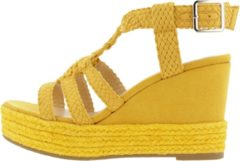 Gele Bullboxer 175018F2T Sandal Women Yellow 40