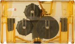 Super B Kettingreiniger Classic Tb-3208 15 X 8 Cm Transparant/oranje