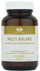Pigge Multi balans 60 Tabletten