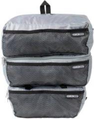 Ortlieb - Packing Cubes For Panniers - Bagagedragertas maat 17 l, grijs/zwart