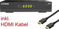 Comag HD45 inkl. HDMI Kabel, Sat Receiver