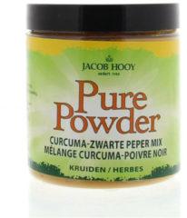 Pure Powder Pure powder curcuma zwarte peper 110 Gram