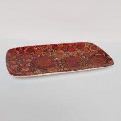 Rode Alperstein Designs Designbord - Teddy Jakamarra Gibson - Aboriginal collectie
