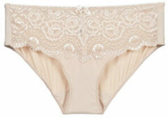 Beige Slips PLAYTEX FLOWER ELEGANCE