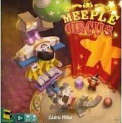Matagot Meeple Circus - Engelstalig bordspel