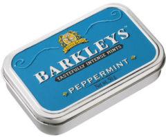 Barkleys Classic mints peppermint 50 Gram