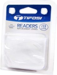 Transparante Tifosi reader lens Veloce clear +1.5