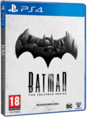 Warner Bros Batman: The Telltale Series PS4 (1000622310)