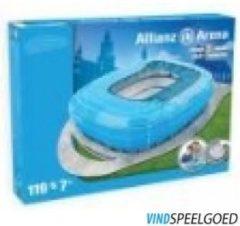 Non-License Puzzel Bayern Munchen bl: Allianz Arena 119 stukjes