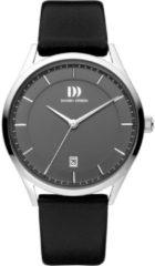 Zilveren Danish Design watches edelstalen herenhorloge Nile Grey Large IQ14Q1214