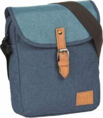 New Rebels Rebels Creek Small Flap Zacht Blauw I | Schoudertas