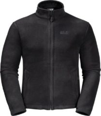 Zwarte Jack Wolfskin Moonrise Jacket Vest Outdoorvest Heren - Black - Maat M