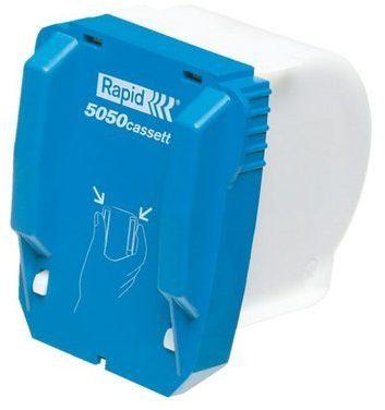 Afbeelding van Rapid nietcassette voor elektrische nietmachine 5050E/20993500 wit