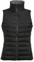 Zwarte Gilet Sols WAVE LIGHTWEIGHT WOMEN