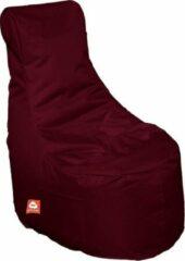 Donkerrode LC Zitzakken Whoober Zitzak stoel Nice outdoor bordeaux rood - Wasbaar - Geschikt voor buiten