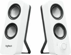 Logitech Z200 2.0 PC-luidsprekers Kabelgebonden 10 W Wit