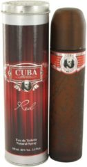 Fragluxe Cuba Red By Cuba Edt Spray 100 ml - Fragrances For Men