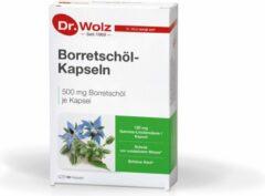 Dr. Wolz supplement voor een mooie huid - Borretscholkapseln - Borage oliecapsules - Acne - Psoriasis