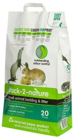Afbeelding van Back-2-Nature Bedding & Litter - Bodembedekking - 20 l