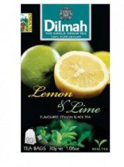 Dilmah Lemon & Lime Thee (20st)