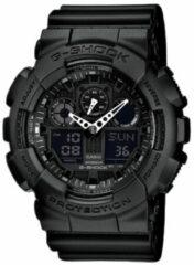 Zwarte G-shock Horloge GA-100-1A1ER
