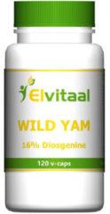 Elvitaal Wild Yam 100 mg 16% diosgenine 120 Capsules