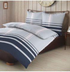 Biber Bettwäsche Maritim Bettwaren-Shop blau